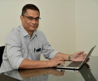 Ujwal Chandra Bardalai- GM HR & Admin