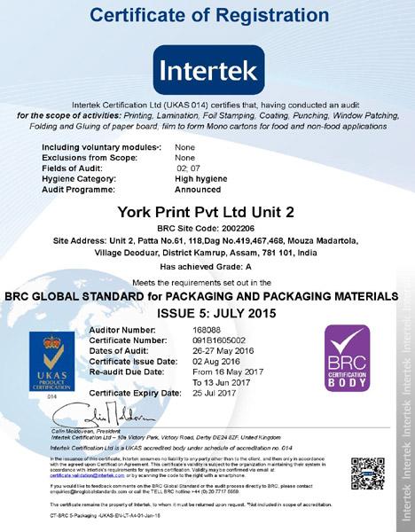 e certificate 1
